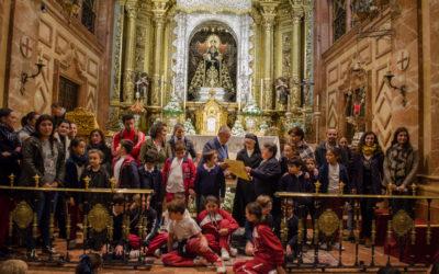 Peregrinación del Colegio al Templo de la Esperanza Macarena