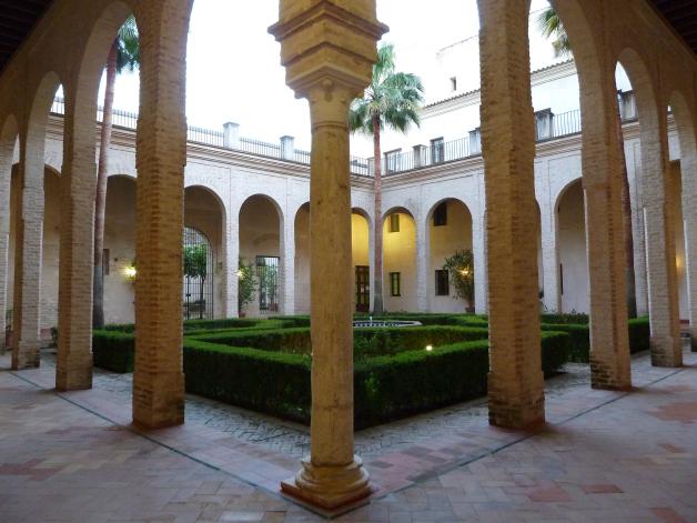 Visita a la Casa Palacio de los Marqueses de la Algaba