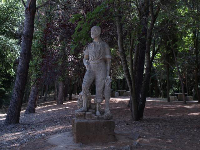 SENDERISMO ISLA MARGARITA (CAZALLA DE LA SIERRA) IDA Y VUELTA EN TREN
